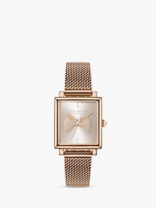 Ted Baker Women's Isabella Bow Bracelet Strap Watch