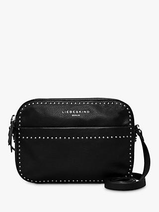875dd15a5b22 Liebeskind Berlin Stud Love Leather Camera Bag