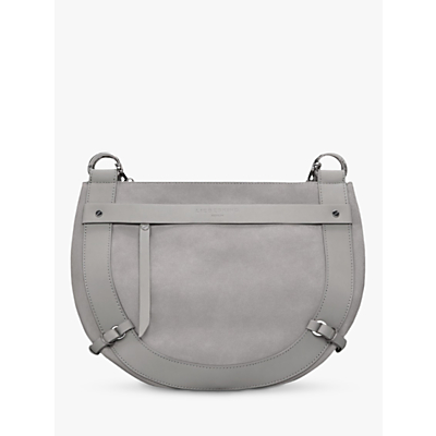 Liebeskind Berlin Hobo Leather Saddle Bag