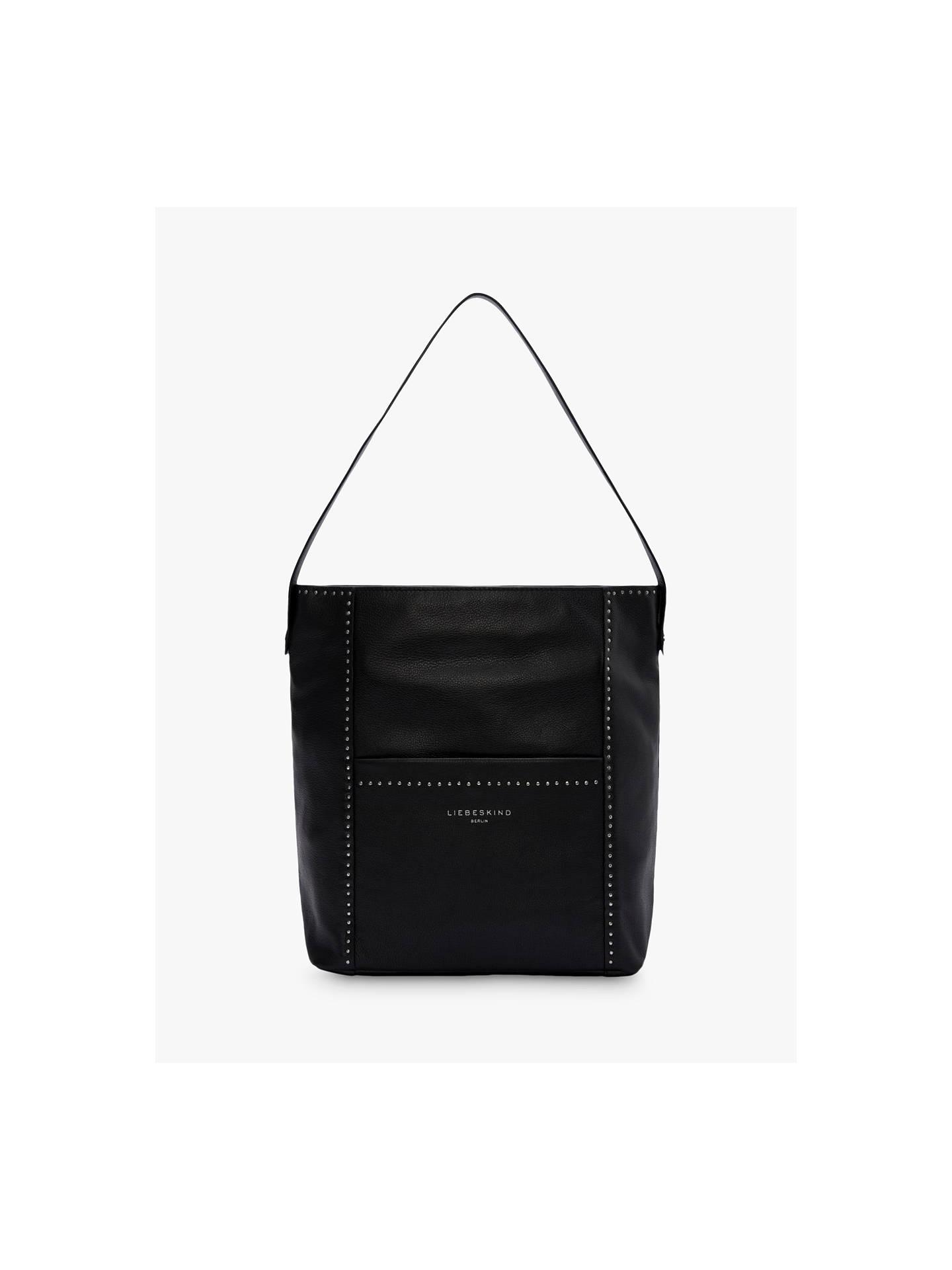 cd789c800b63 BuyLiebeskind Berlin Stud Love Leather Medium Hobo Bag