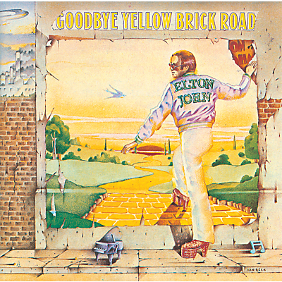 Image of Elton John - Goodbye Yellow Brick Road Vinyl Album, 17 Tracks