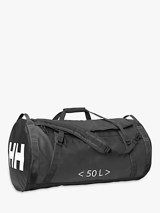 067b3cc54e8 Helly Hansen 50L 2 Duffel Bag, Black