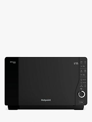 Hotpoint Mwh26321mb Freestanding Microwave Black