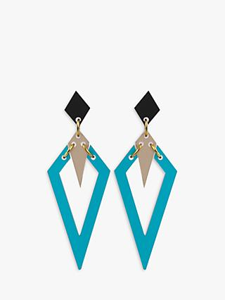 Toolally Arrow Heads Drop Earrings