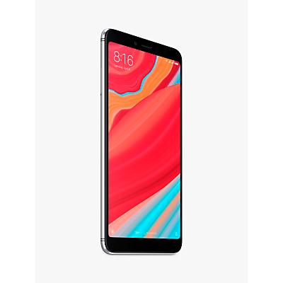 "Image of Xiaomi Redmi S2 Dual SIM Smartphone, Android, 5.99"", 4G LTE, SIM Free, 32GB, Grey"