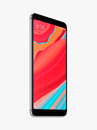 "Buy Xiaomi Redmi S2 Dual SIM Smartphone, Android, 5.99"", 4G LTE, SIM Free, 32GB, Grey Online at johnlewis.com"