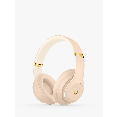 Image of Beats Studio³ Wireless Bluetooth Over-Ear Headphones with Pure Adaptive Noise Cancelling & Mic/Remote, Skyline Collection