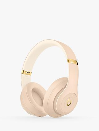 Beats Studio³  Wireless Bluetooth Over-Ear Headphones with Pure Adaptive Noise Cancelling & Mic/Remote, Skyline Collection