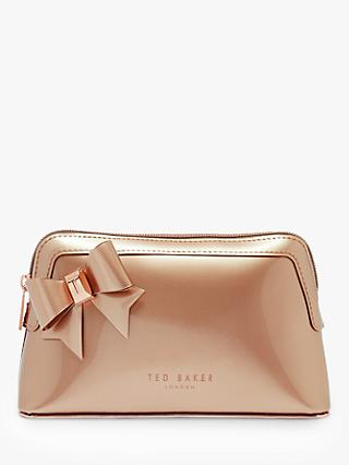 Ted Baker Aubrie Bow Makeup Bag