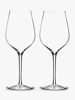 Waterford Elegance Sauvignon Blanc Wine Crystal Glasses, 430ml, Set of 2, Clear
