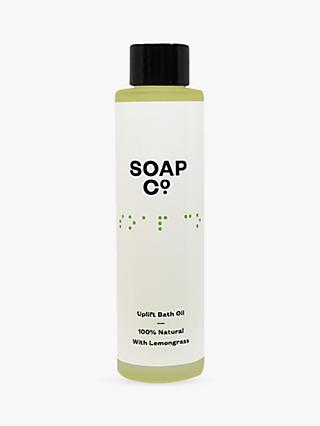 The Soap Co. Uplift Bath Oil, 100ml