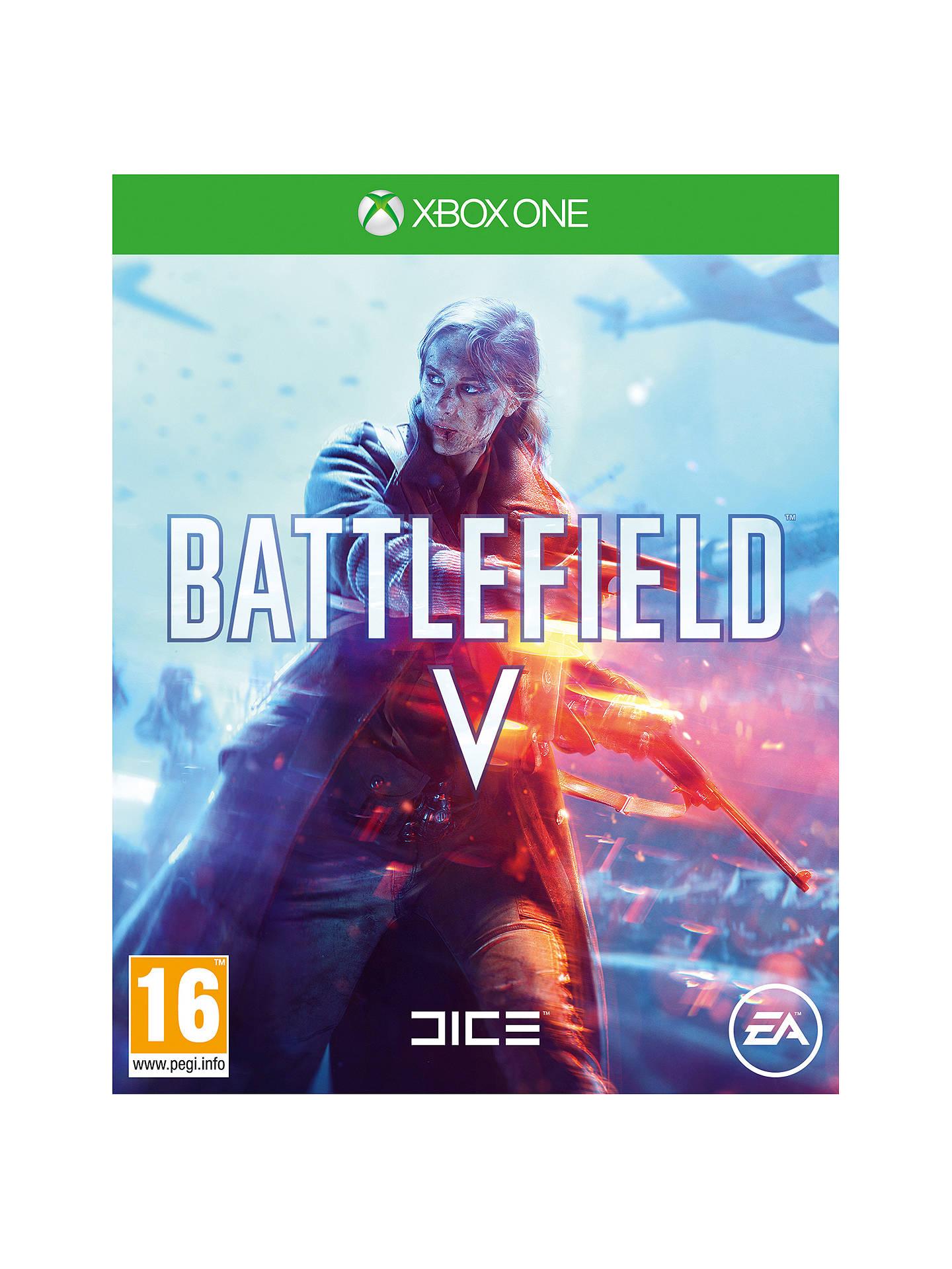Battlefield V, Xbox One