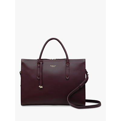 Radley Arlington Court Leather Large Grab Bag