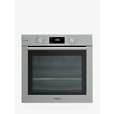 Image of 600mm Built-In Single Electric Oven Inox