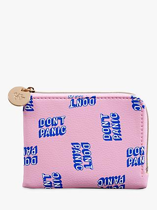 Yes Studio Don't Panic Coin Purse