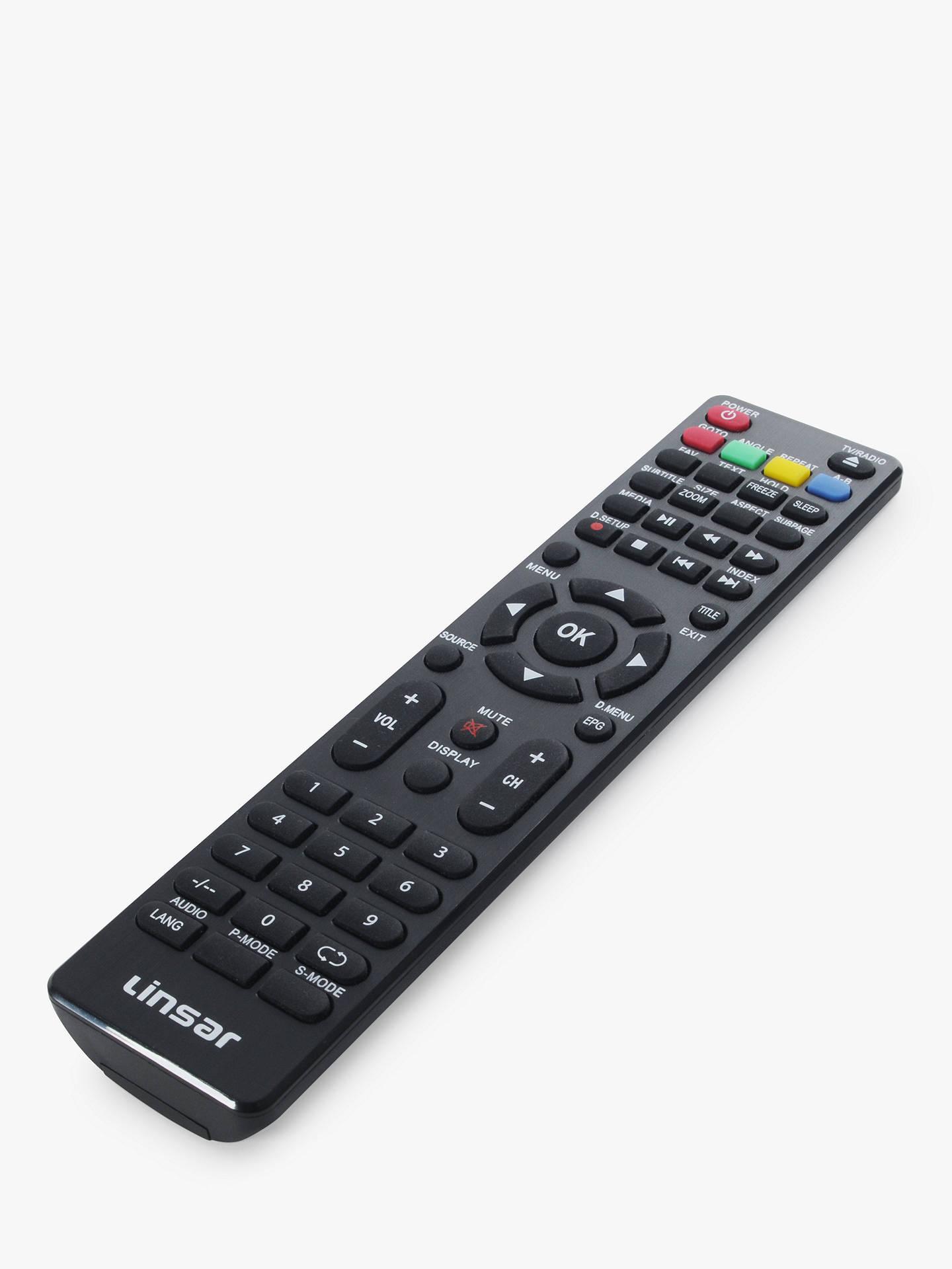 Linsar 24LED320 LED HD Ready 720p TV, 24