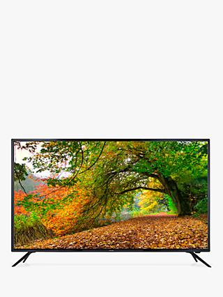 "Linsar 40LED320 LED Full HD 1080p TV, 40"" with Freeview HD, Black"
