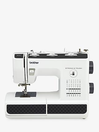 Brother HF27 Strong and Tough Sewing Machine, White