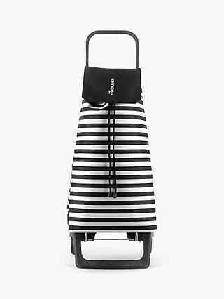 Rolser Jet Marina Trolley, Black/White