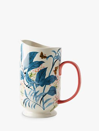 Anthropologie Paule Marrot Pitcher, 2L, Blue