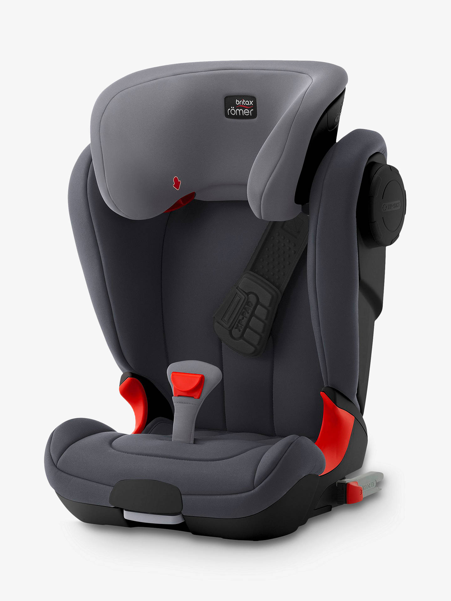 britax r mer kidfix ii xp sict black series group 2 3 car. Black Bedroom Furniture Sets. Home Design Ideas