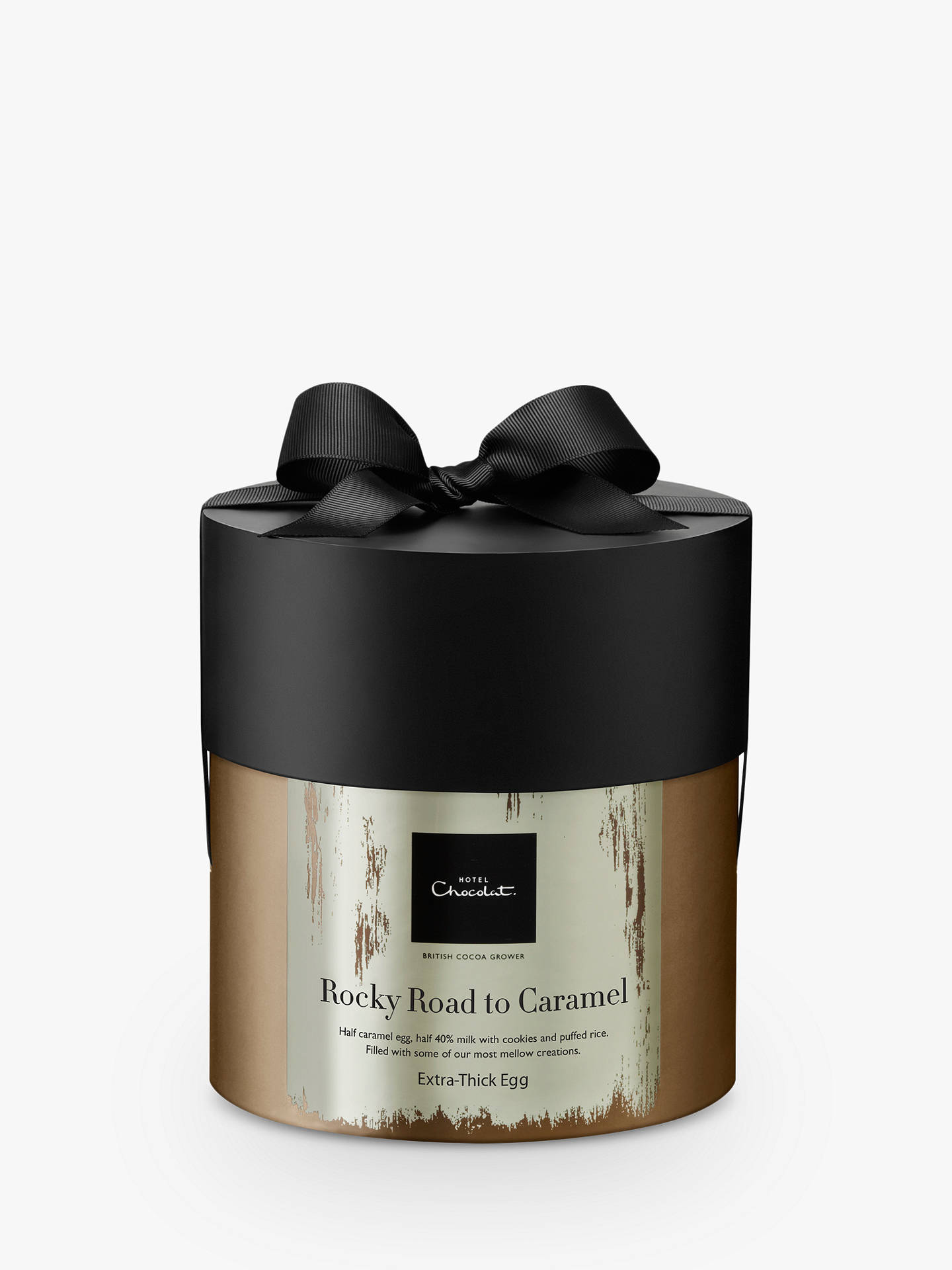 Buy Hotel Chocolat Rocky Road Extra Thick Easter Egg, 500g Online at johnlewis.com