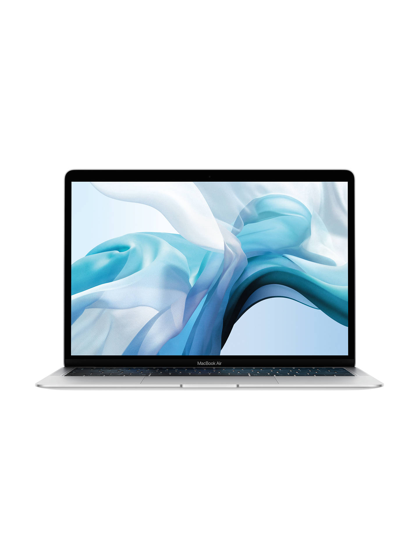 "2018 Apple MacBook Air 13.3"" Retina Display, Intel Core i5, 8GB RAM, 128GB SSD, Silver"
