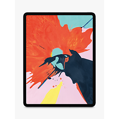 Image of 2018 Apple iPad Pro 12.9, A12X Bionic, iOS, Wi-Fi & Cellular, 1TB