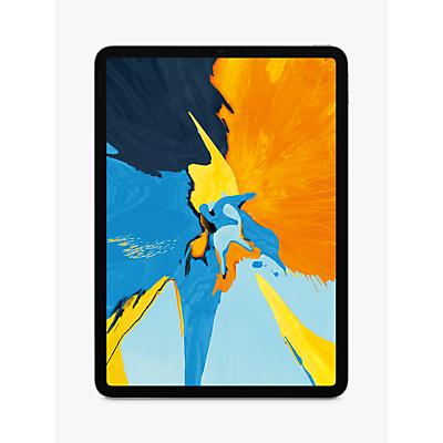 Image of 2018 Apple iPad Pro 11, A12X Bionic, iOS, Wi-Fi, 512GB