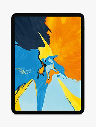 "2018 Apple iPad Pro 11"", A12X Bionic, iOS, Wi-Fi & Cellular, 256GB"