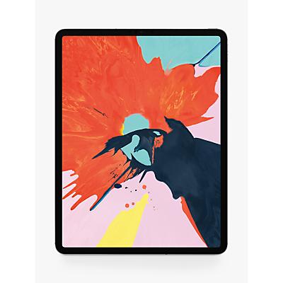 Image of 2018 Apple iPad Pro 12.9, A12X Bionic, iOS, Wi-Fi & Cellular, 256GB