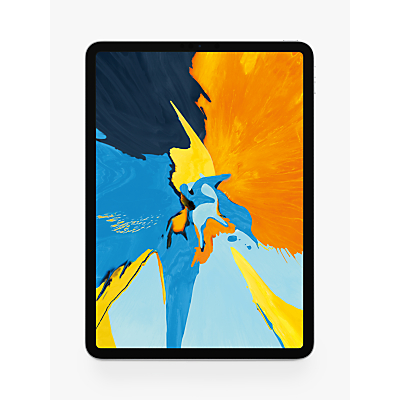 Image of 2018 Apple iPad Pro 11, A12X Bionic, iOS, Wi-Fi, 64GB