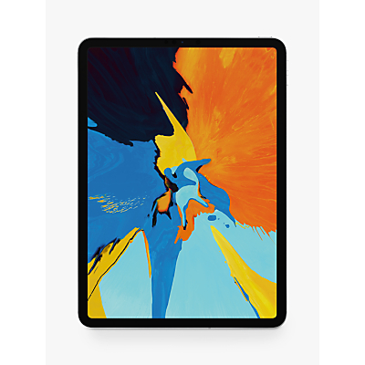 Image of 2018 Apple iPad Pro 11, A12X Bionic, iOS, Wi-Fi & Cellular, 64GB
