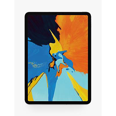Image of 2018 Apple iPad Pro 11, A12X Bionic, iOS, Wi-Fi & Cellular, 1TB