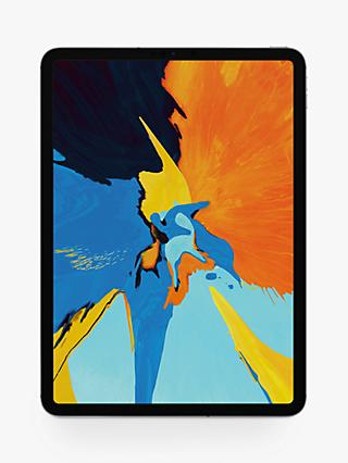 "2018 Apple iPad Pro 11"", A12X Bionic, iOS, Wi-Fi & Cellular, 1TB"