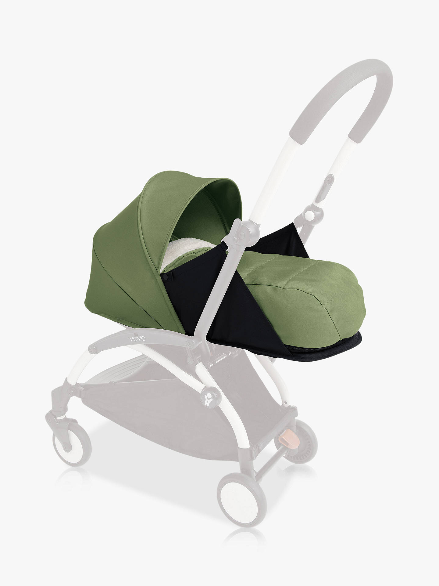 Babyzen Yoyo Newborn Pack Peppermint