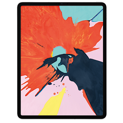 Image of 2018 Apple iPad Pro 12.9, A12X Bionic, iOS, Wi-Fi & Cellular, 1TB