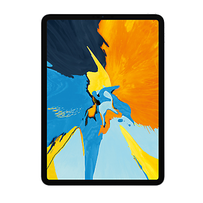 Image of 2018 Apple iPad Pro 11, A12X Bionic, iOS, Wi-Fi, 1TB