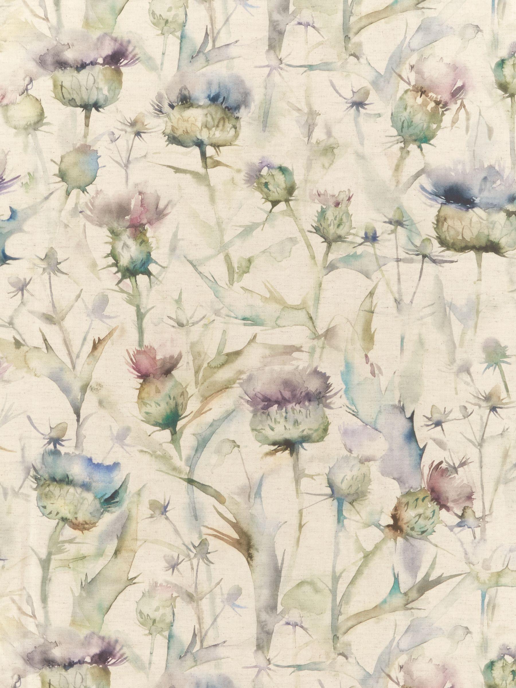 Voyage Voyage Botanicus Furnishing Fabric, Violet