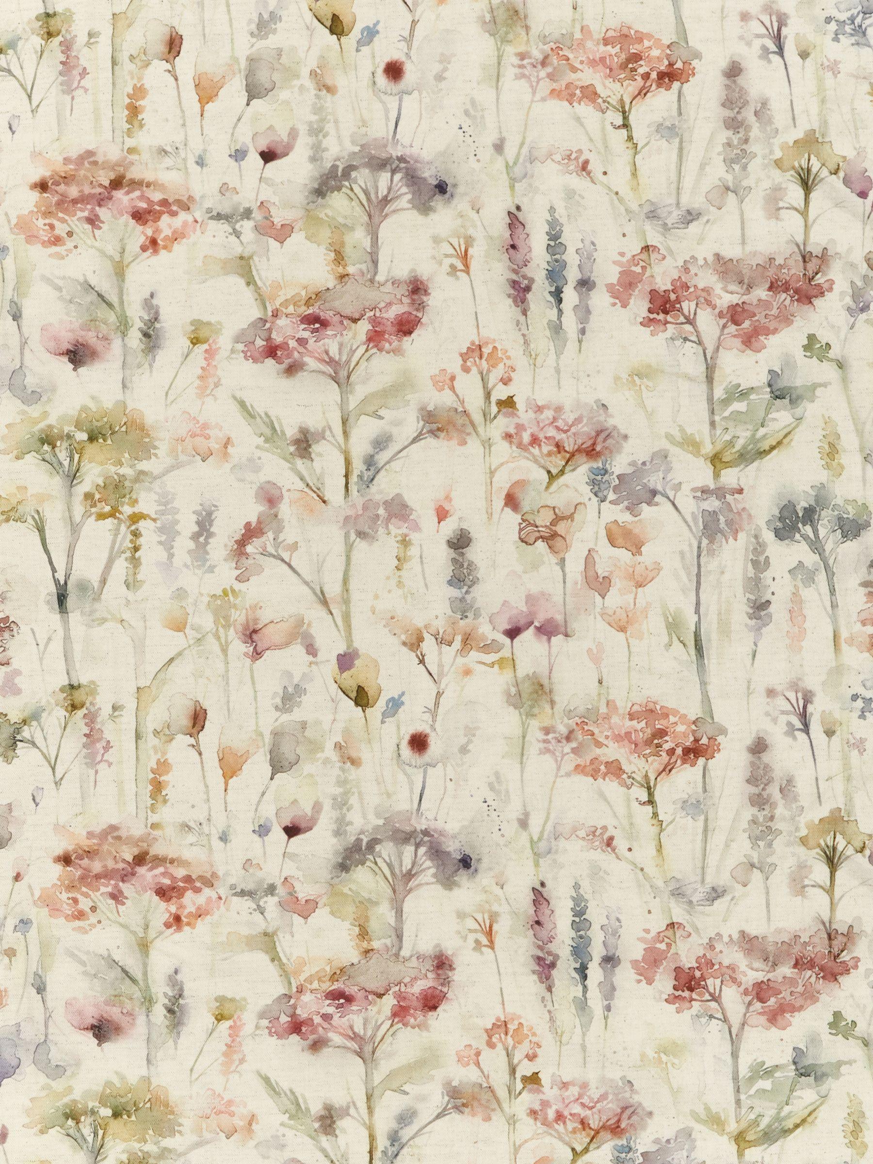 Voyage Voyage Hinton Poppy Furnishing Fabric
