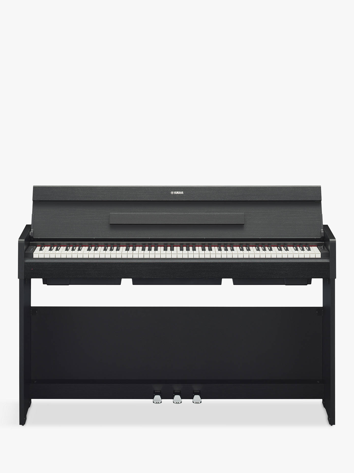 yamaha arius ydp s34 digital piano at john lewis partners. Black Bedroom Furniture Sets. Home Design Ideas