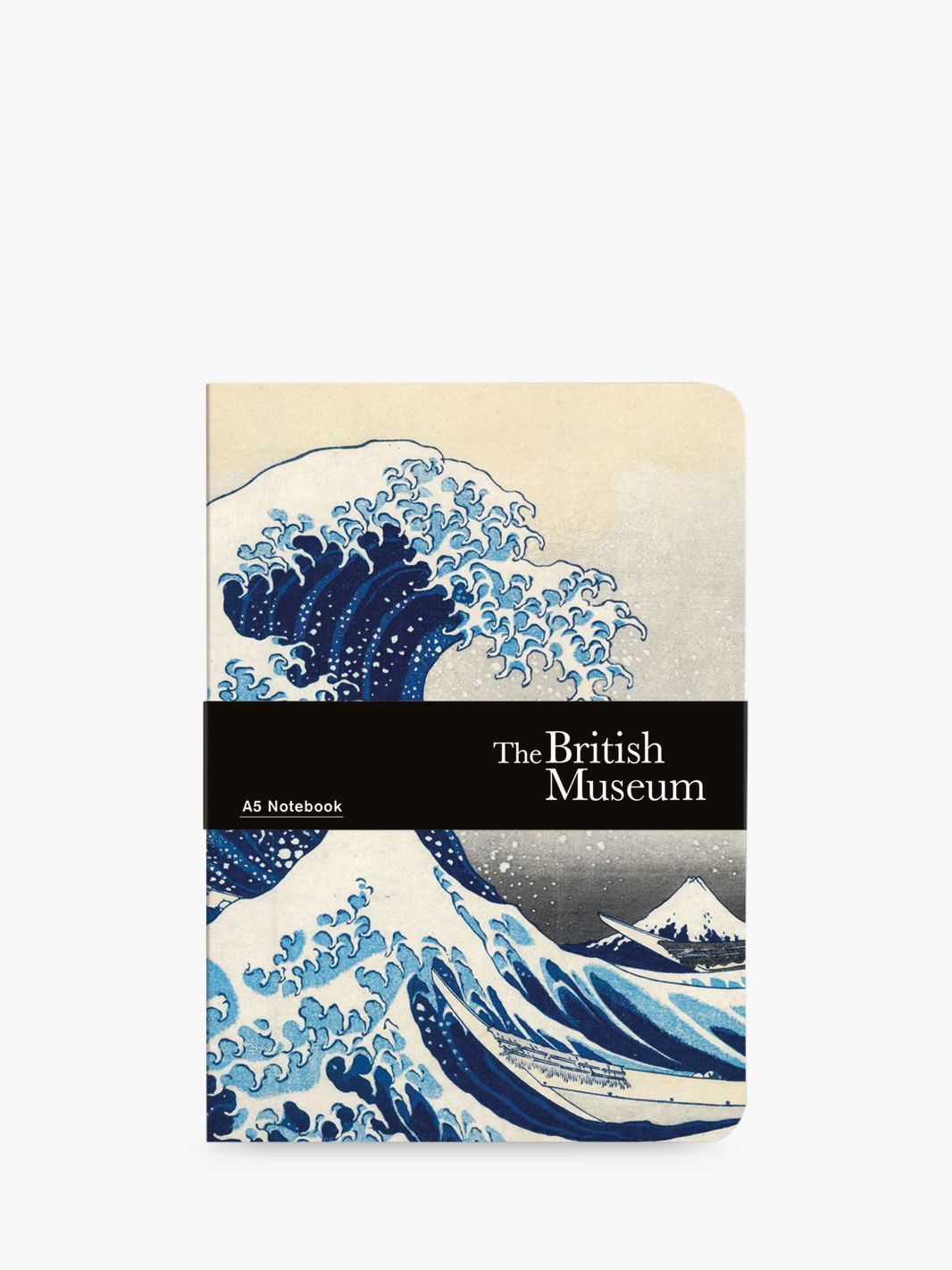 Museums & Galleries Museums & Galleries British Museum Hokusai Wave A5 Notebook