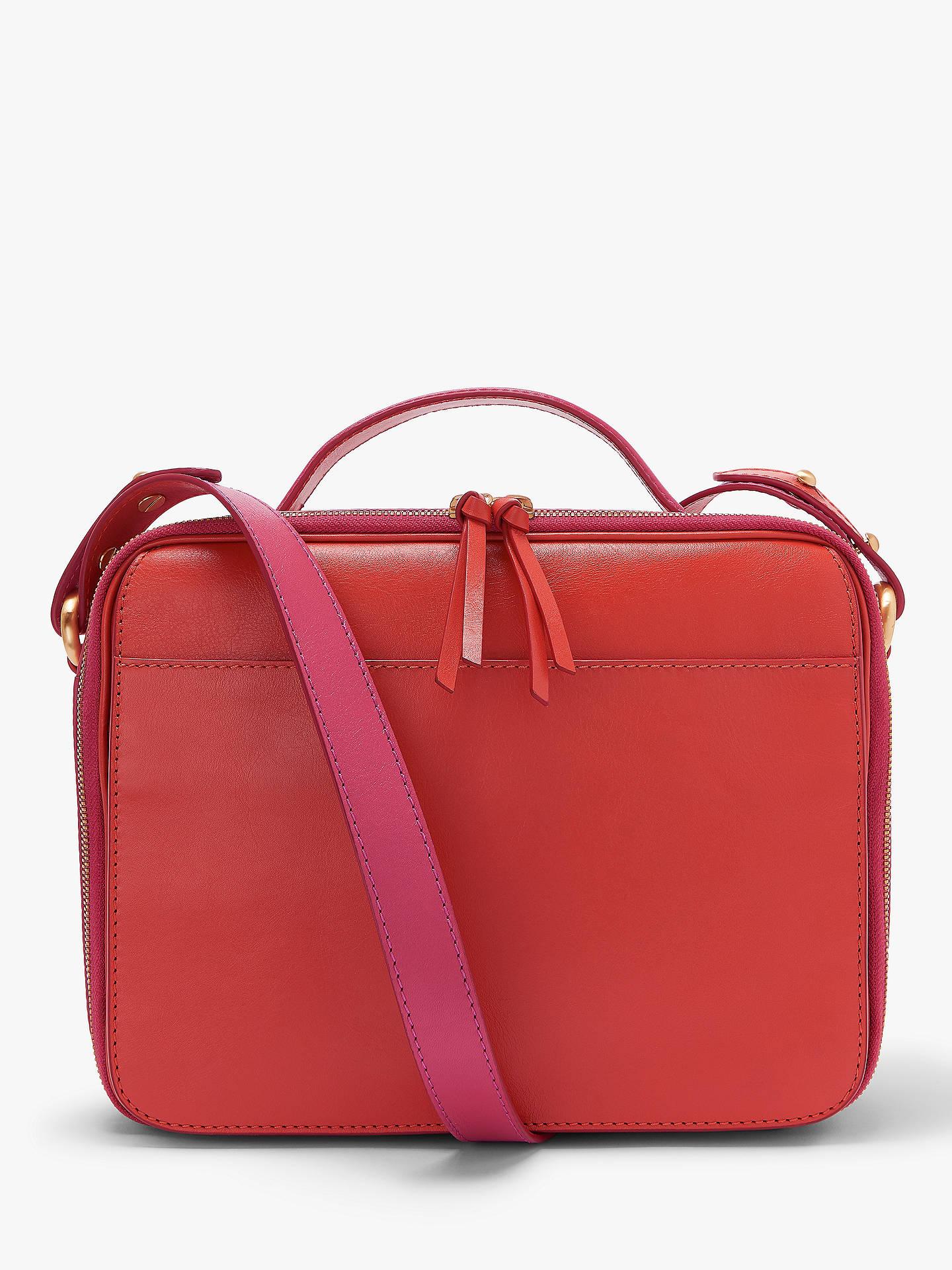 2c04f6a19f Previous Image Next Image. Buy John Lewis   Partners Aida Leather Box Shoulder  Bag