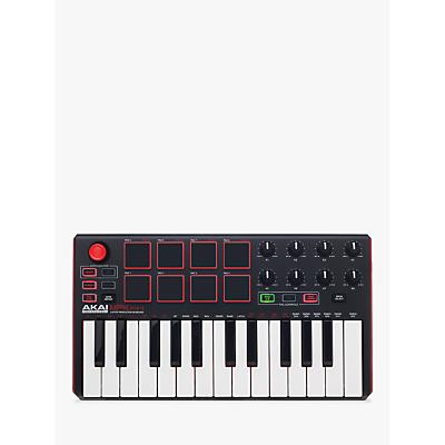 Image of Akai Professional MPK Mini MkII Compact Keyboard and Pad Controller