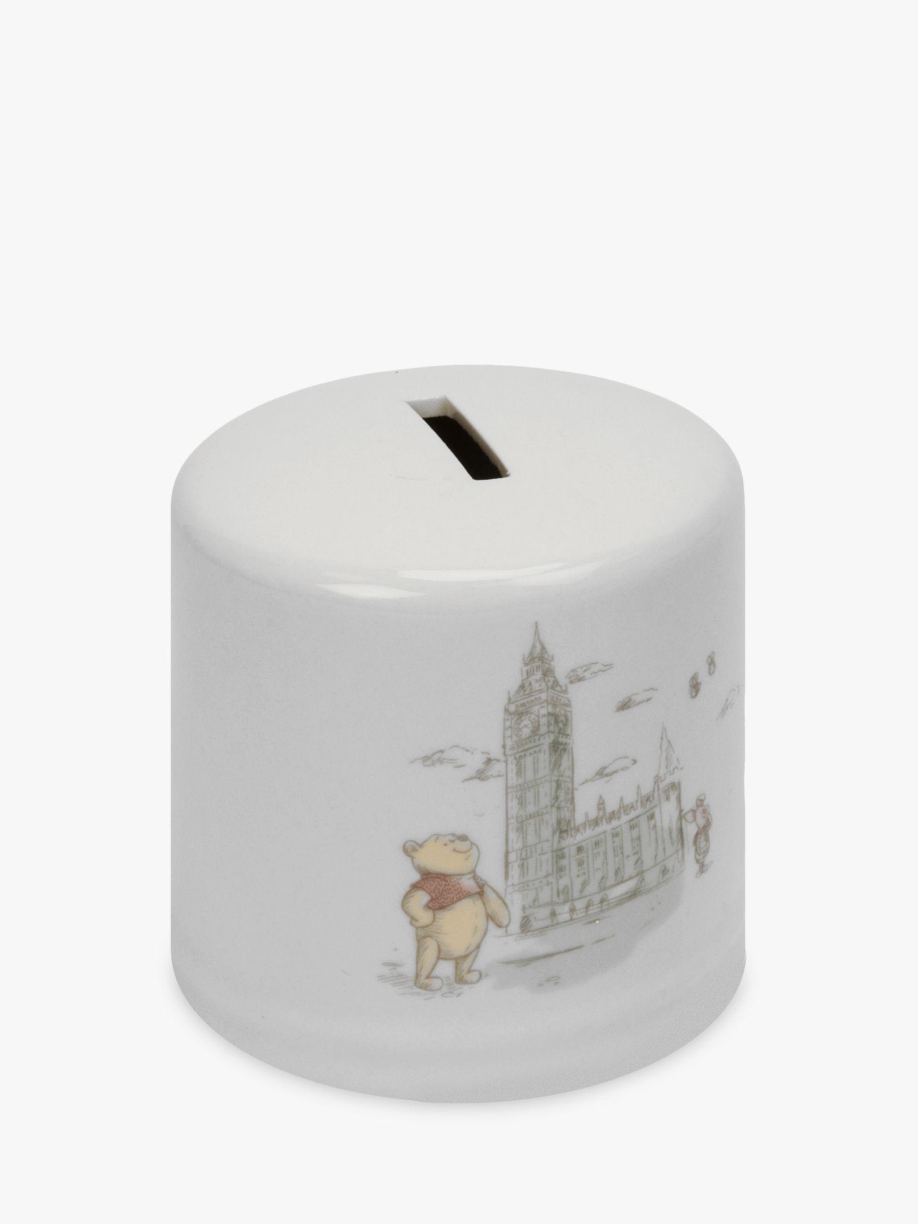Winnie the pooh Winnie the Pooh Christopher Robin Money Box