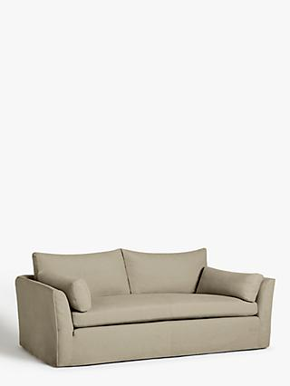 Croft Collection Cascade Grand 4 Seater Sofa, Loose Cover