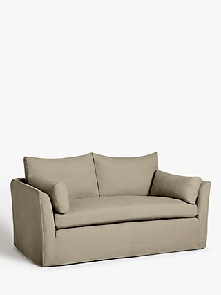Croft Collection Cascade Medium 2 Seater Sofa, Loose Cover