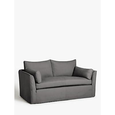 Croft Collection Cascade Medium 2 Seater Sofa, Loose Cover