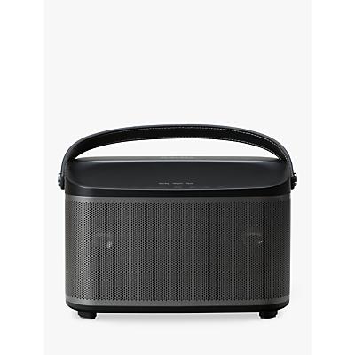 Image of ROBERTS R1 Multiroom Bluetooth Speaker With Internet Radio, Black