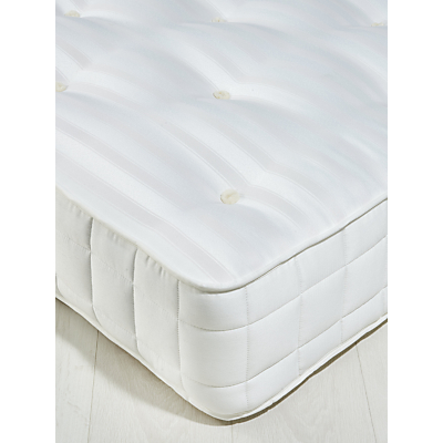 John Lewis & Partners Classic Collection Ortho Support 1000 Pocket Spring Mattress, Firm Tension, Single